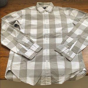 J. Crew button down shirt, M